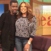 Chris Rock and Wendy Williams