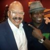 Tom Joyner and Guy Torry