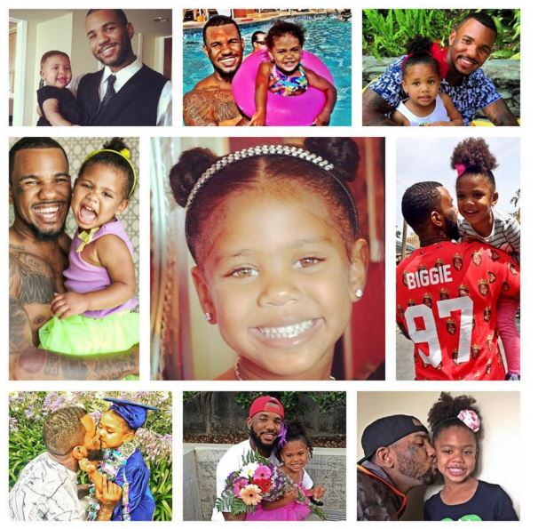 Cali Dream is the daughter of rapper The Game