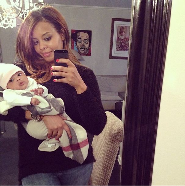 Ava is the daughter of Vanessa Simmons and Mike Wayans
