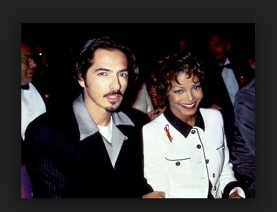 Janet Jackson & Rene Elizondo, Jr.