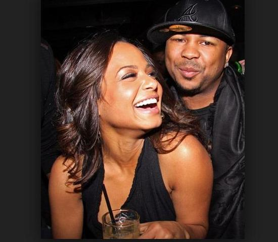 The Dream & Christina Milian