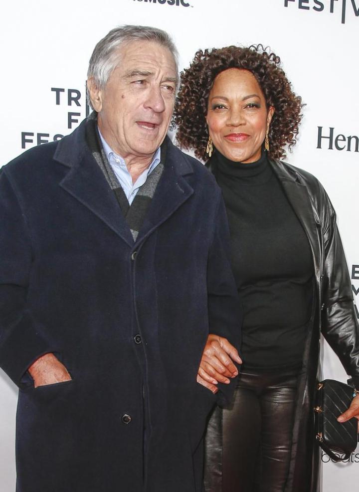 Grace Hightower & Robert DeNiro