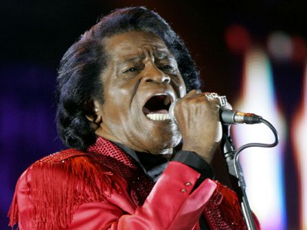 James Brown was sentenced to 6 years in 1988 for not stopping his car in a police chase.
