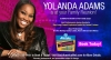 Yolanda Adams Is Coming To Your Family Reunion!