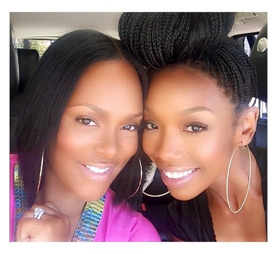 Brandy and Keisha Epps
