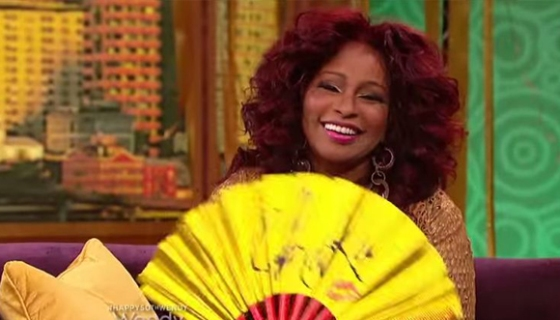 Chaka Khan Tells Wendy Williams I Havent Had Sex In 10 Years