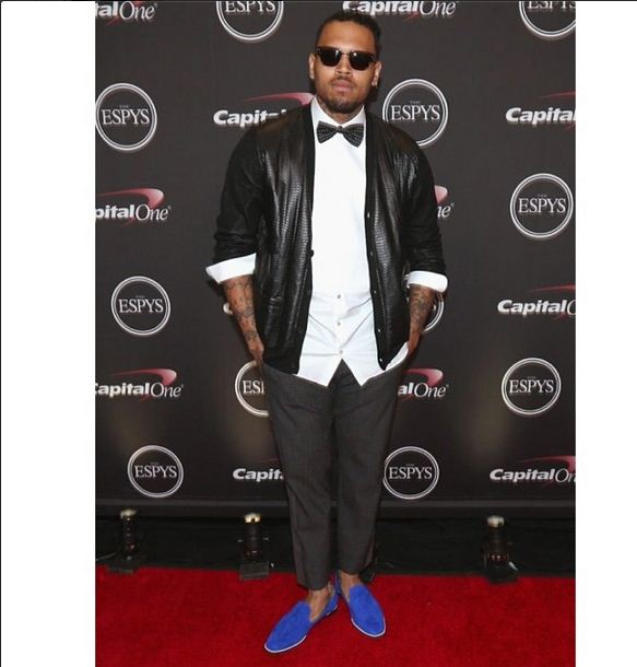 Chris Brown's Team Breezy