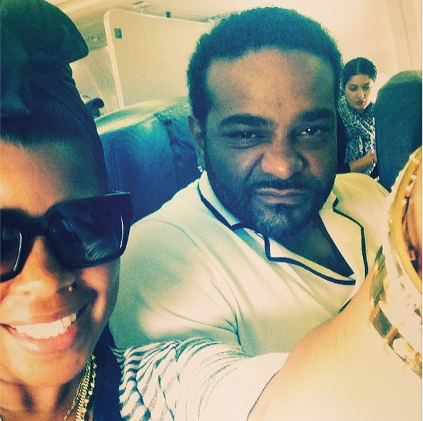 Chrissy and Jim Jones