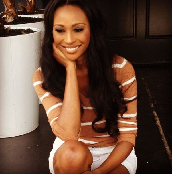 Cynthia Bailey has one daughter named Noelle.