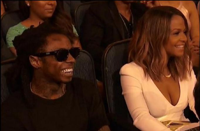 Lil-Wayne-and-Christina-Milian-ESPY