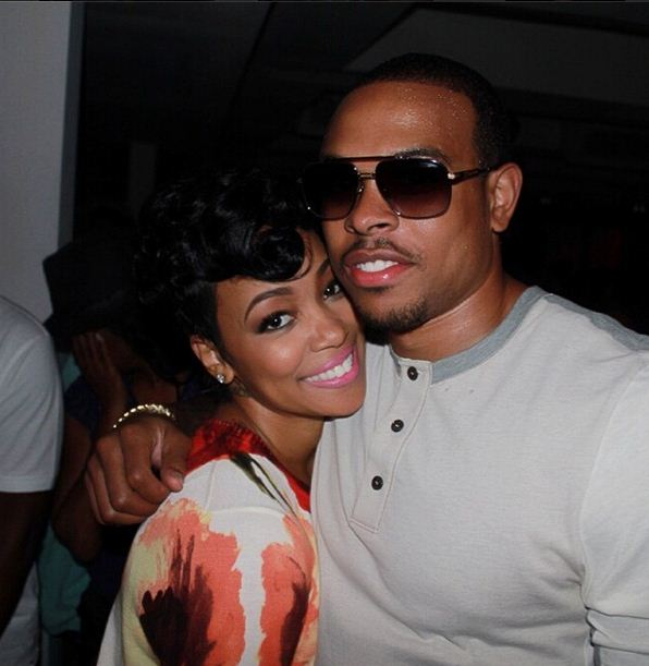 Monica is married to Miami Heat player Shannon Brown