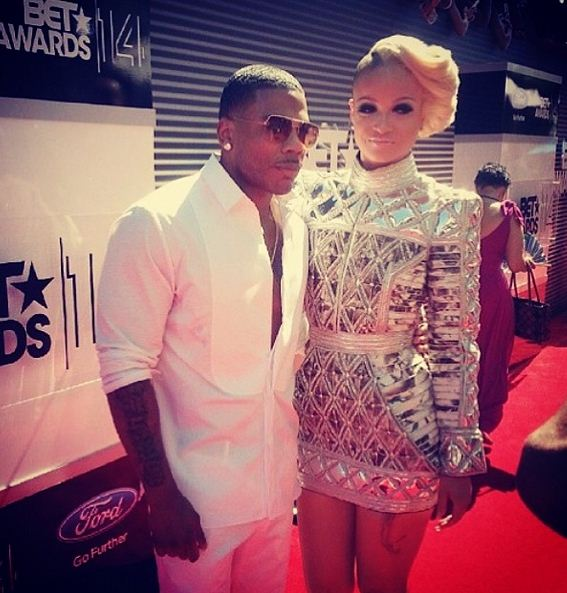 Nelly and Charlie Baltimore