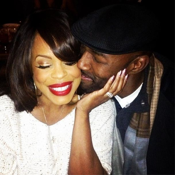 Niecy Nash and her family