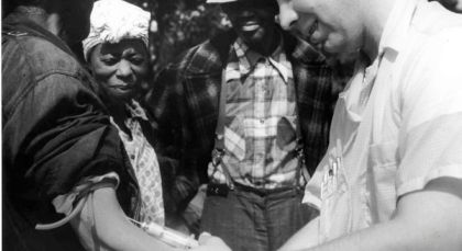 a history of the tuskegee experiment in alabama The tuskegee study is perhaps the most enduring wound in american health science known officially as the tuskegee study of untreated syphilis in the negro male, the 40-year experiment run by.