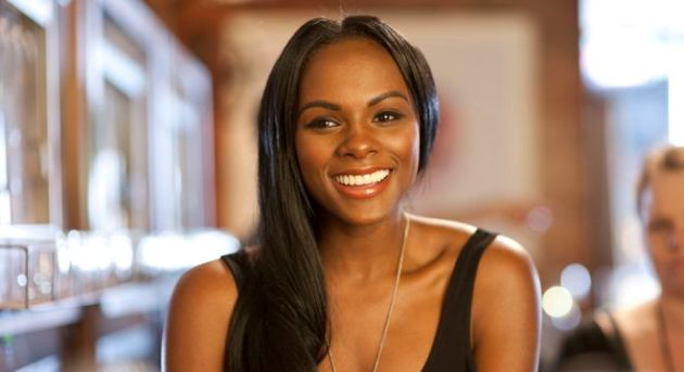 Tika Sumpter To Star In Movie Based On Obamas' First Date ...