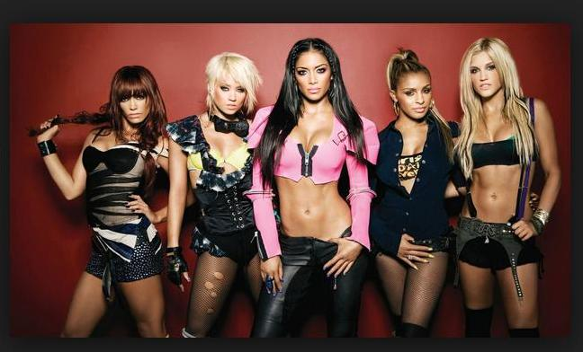 """""""Don't Cha"""" was a huge hit for the Pussycat Dolls"""