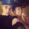 Justin Bieber and Keyshia Cole