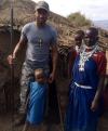 Terrence J in Tanzania