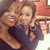 Kandi Burruss and Tiny