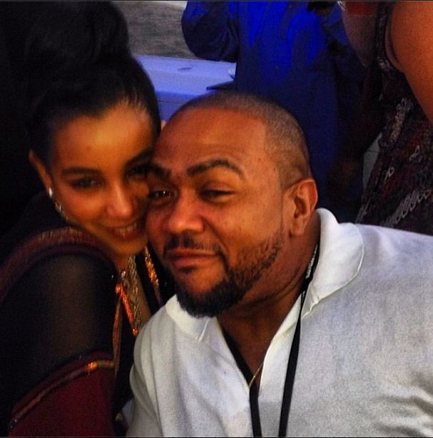Timbaland and Monique