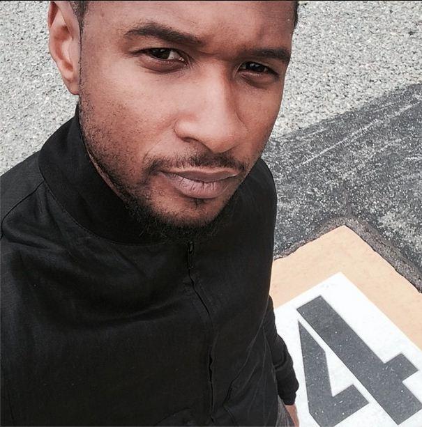 Where Was Usher Born?