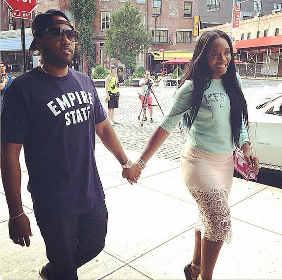 Yandy Smith and Mendeecees