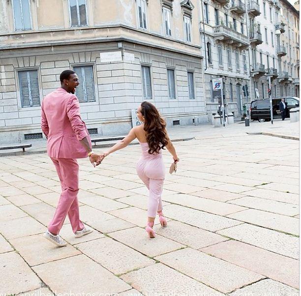 Adrienne is married to Miami Heat star Chris Bosh