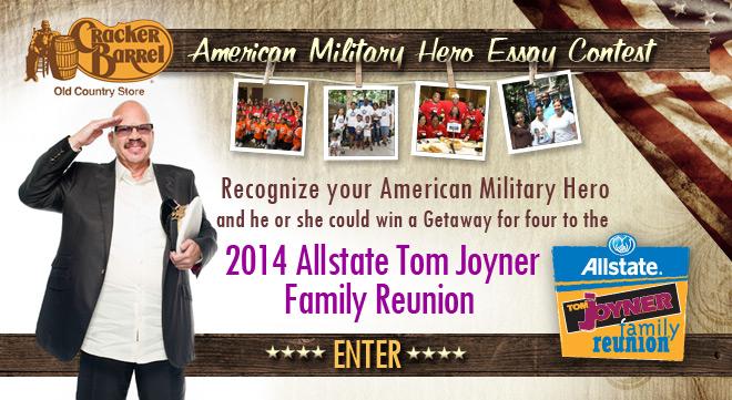 Military essay contest