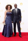Don Cheadle and his longtime girlfriend
