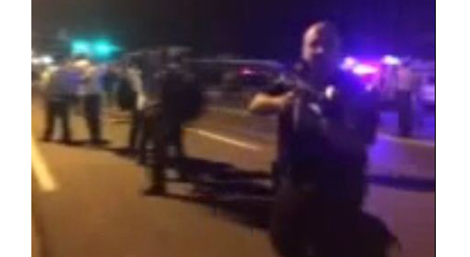 Cop In Ferguson Tells Protesters: 'I Will F**king Kill You' [Watch]