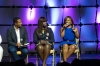 Kandi Burruss participates in a discussion at the 2014 Allstate Tom Joyner Family Reunion.