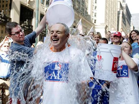 Ohio Diocese Discourages ALS Ice Bucket Challenge