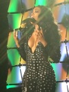 Porsha Williams performs at the Allstate Tom Joyner Family Reunion.