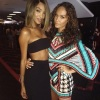 Jourdan Dunn & Joan Smalls