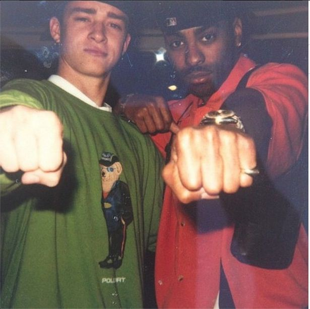 Justin Timberlake & Ginuwine