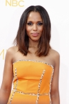 Kerry Washington debuts a new ombre bob