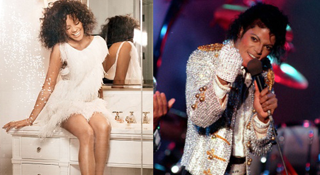 New R&B Hall of Fame Inductees: Michael Jackson and Whitney Houston
