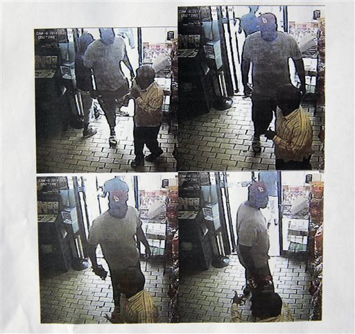 Mike Brown allegedly involved in store confrontation/robbery before his death.