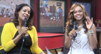 Beyond The Studio with Demetria McKinney