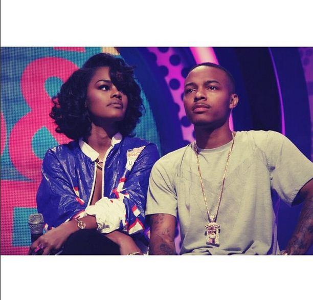 Teyana Taylor and Bow Wow (Shad Moss)