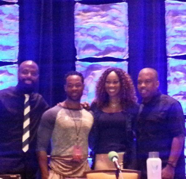 Yolanda Adams, Darrin Henson and more at the 2014 Allstate Tom Joyner Family Reunion