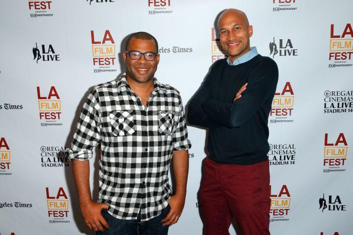 Keegan-Michael Key (right), 'Key & Peele'