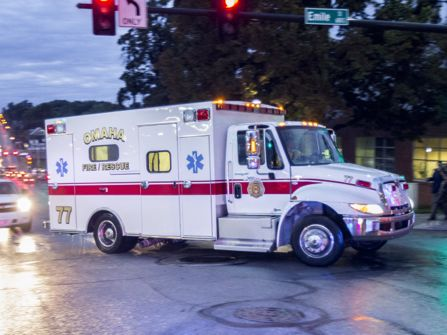 900-Lb. Man Pleads Guilty In Drug Case While In Ambulance