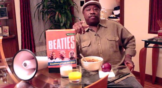 Watch J. Anthony Brown's 'Beaties' (From the Makers of 'Wheaties') Commercial