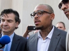 Chris Brown Pleads Guilty To Assault In Washington D.C.