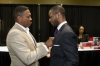 Michael Baisden and Eddie Connor Jr.