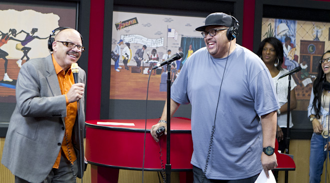 Fred Hammond & Donnie McClurkin