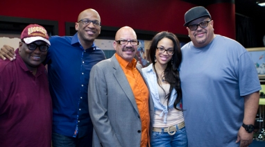 Erica Campbell Clarifies About Donnie Mcclurkins Engagement Get