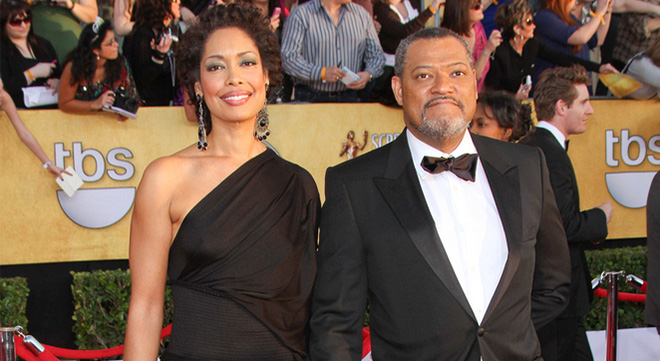 Gina Torres & Laurence Fishburne were officially divorced in October of 2017